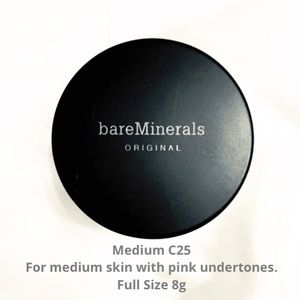 bareMinerals Makeup - bareMinerals Original Foundation Medium